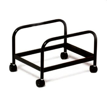Tube Basket Stand With Castors