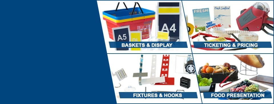 Retail Product Display and Merchandising Solutions NZ