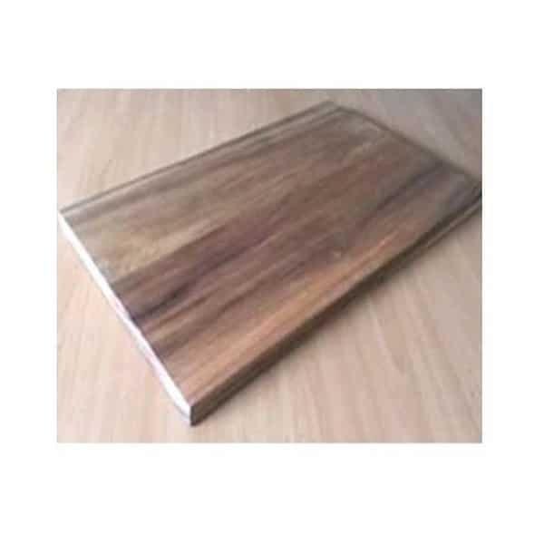 Wooden Display Board Acacia 380x270x40mm Natural