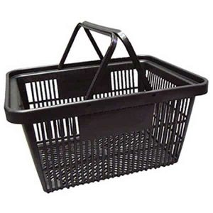 Retail Shopping Baskets and Accessories
