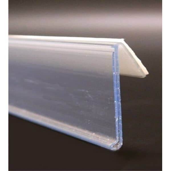 ANGLE FRONT MOUNT SCANSTRIP CLEAR 26mm x 914mm
