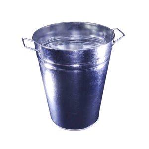 Galvanised Bucket (Large)