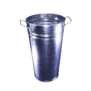 Galvanised Bucket (Small)