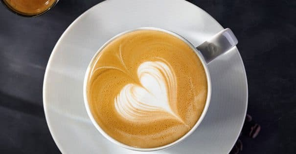 Treat yourself to a great coffee from all the team!