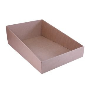 Cardboard Merchant Box Jumbo 470x320x145mm