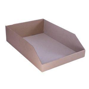 Cardboard Merchant Box Large 390x270x100mm