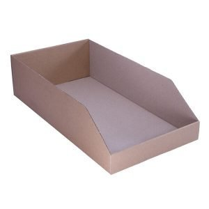 Cardboard Merchant Box Medium 390x210x100mm