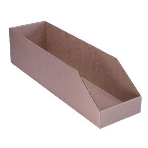 Cardboard Merchant Box Small 390x110x100mm