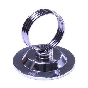 Menu Table No. Ring