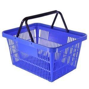Shopping Basket Standard (Mills Blue)