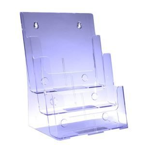Brochure Holder 3 Tier A4