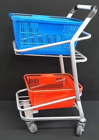 Shopping Basket Trolley NZ