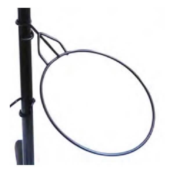 Wire Arm Holder Round Large | Mills Display Retail Display