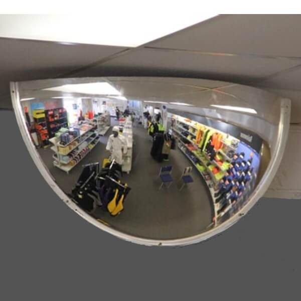 Half Dome Security Mirror 300mm