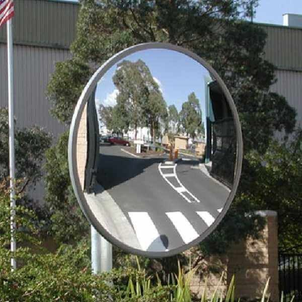 Outdoor Security Mirror 600mm