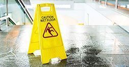Caution wet floor signs nz