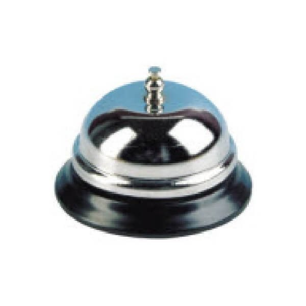 Counter Bell Silver